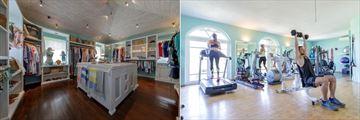Cotton House, Mustique, Boutique and Fitness Centre