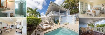Cotton House, Mustique, Duplex Suite