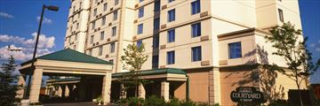 Courtyard by Marriott Toronto Airport, Hotel Exterior
