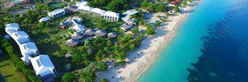 Coyaba, Aerial View of Resort