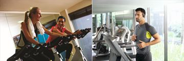 Crowne Plaza Queenstown, Fitness Centre