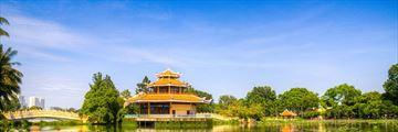Dam Sen Park, Ho Chi Minh City