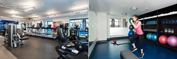 Fitness Centre at Delta Hotels by Marriott Victoria Ocean Pointe Resort