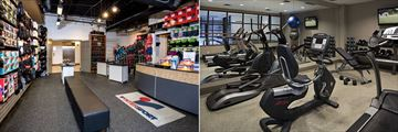 Affinity Sports Rentals and Fitness Centre at Delta Hotels by Marriott Whistler Village Suites