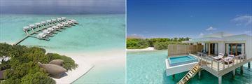 Lagoon Villas at Dhigali Maldives