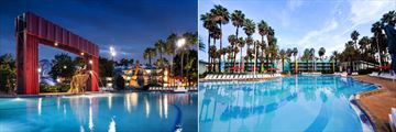 Disney's All-Star Resorts, Movies Pool and Sports Pool