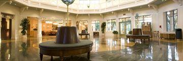 Disney's Port Orleans Resort - Riverside Lobby