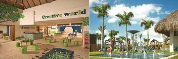 Dreams Onyx Punta Cana, Explorers' Club Indoor and Outdoor Play Area