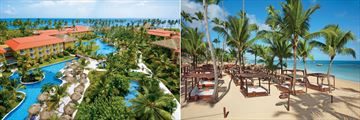 Dreams Punta Cana Resort & Spa, Pool and Beach