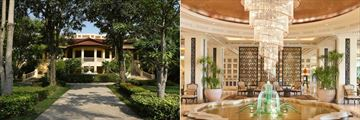 Dusit Thani Hua Hin, Hotel Exterior and Lobby