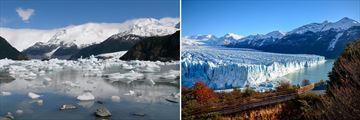 El Calafate & Perito Moreno Glacier, Argentina