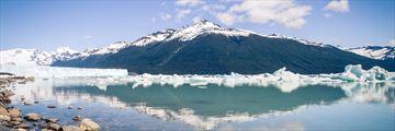 Lake Calafate, Argentina