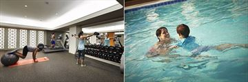 Embassy Row Hotel, Fitness Centre and Rooftop Pool