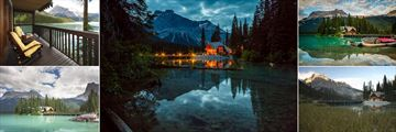 Landscapes at Emerald Lake Lodge