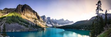 Emerald Waters, Moraine Lake, Banff