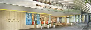 Exterior view of Royal Plaza on Scotts