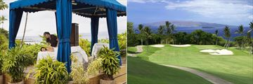 Spa and Golf at Fairmont Kea Lani Maui