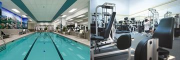 Fairmont Washington DC, Health Club Pool and Gym