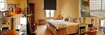 Fire Station Inn, Residency Penthouse Spa Apartment