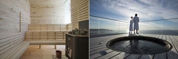Fogo Island Inn, Sauna and Jacuzzi