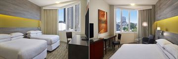 Four Points by Sheraton Perth, Superior Room Two Doubles and Superior Room King