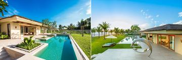 The exterior of Fusion Resort Phu Quoc's charming villas