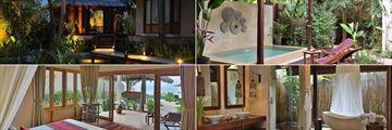 Garden Pool Suite at Anantara Rasananda Koh Phangan Villas