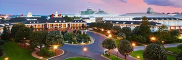 Exterior View of Gaylord Opryland Resort, Nashville