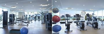 Grand Beach Hotel Surfside, Fitness Centre with Weights and Cardio