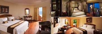 Deluxe Ocean View Suite at Grand Mirage Resort and Thalasso