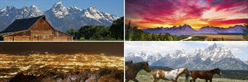 Grand Teton, Jackson Hole & Salt Lake City
