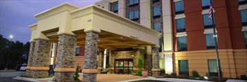 Hampton Inn & Suites Albany-Downtown, Hotel Exterior