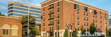 Hampton Inn & Suites Knoxville-Downtown, Exterior