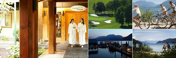 Harrison Hot Springs Resort & Spa, Activities and Spa