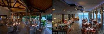 Hikka Tranz by Cinnamon, The Crab Restaurant and Tranzfusion Restaurant