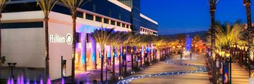 Hilton Anaheim Hotel, Exterior