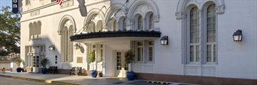 Hilton Baton Rouge Capitol Center, Entrance