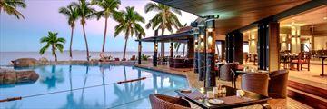DoubleTree Resort by Hilton Hotel Fiji, Poolside by Vulani Restaurant