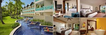 Hilton La Romana Resort & Spa, Accommodation