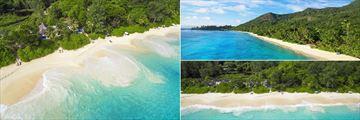 Hilton Labriz Silhouette Island views