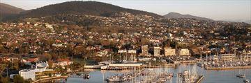 Hobard harbour