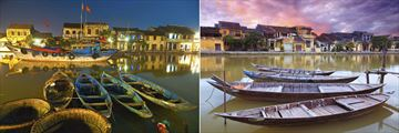Hoi An Riverfront & Old Town