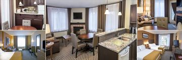 Holiday Inn Express & Suites Tremblant, Accommodation