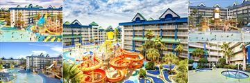 Lagoon Waterpark at Holiday Inn Resort Suites & Waterpark