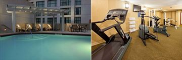 Pool and Fitness Centre at Holiday Inn Riverwalk