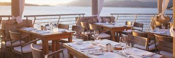 Maslina restaurant at Hotel Dubrovnik Palace