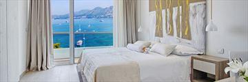 Superior Sea View room at Hotel Cavtat