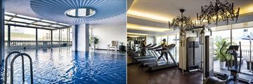 Hotel de L'Opera M Gallery, Indoor Pool and Fitness Centre
