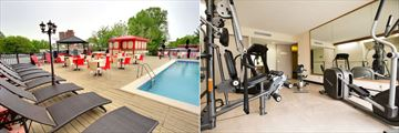 Hotel Gouverneur Trois Rivieres, Pool and Fitness Centre