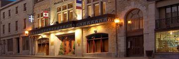 Hotel Manoir Victoria, Exterior
